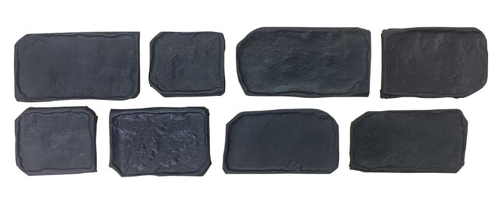 Cheshire Cobble 8 Piece Brick Set